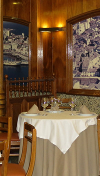 Restaurant La Casa Gallega - Our classrooms
