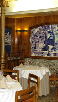 Restaurant La Casa Gallega - Our menus and typical Galician dishes
